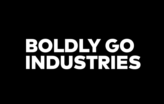 Boldly Go Industries Logo